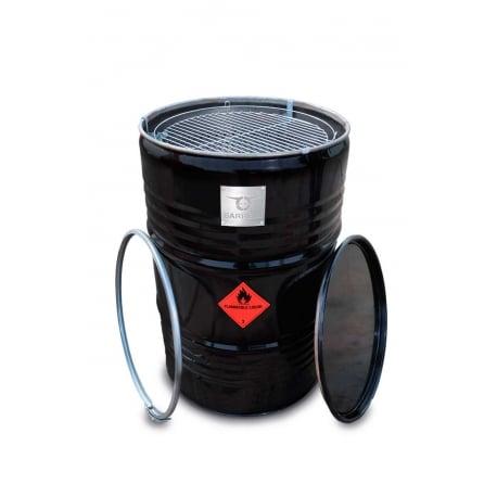 Barbacoa de barril BAREELLQ