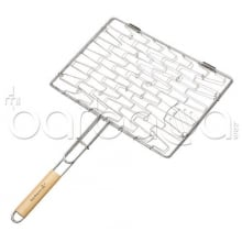 Barbecook | Parrilla rectangular extensible