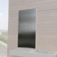 Panel protector de pared de salpicaduras y humo
