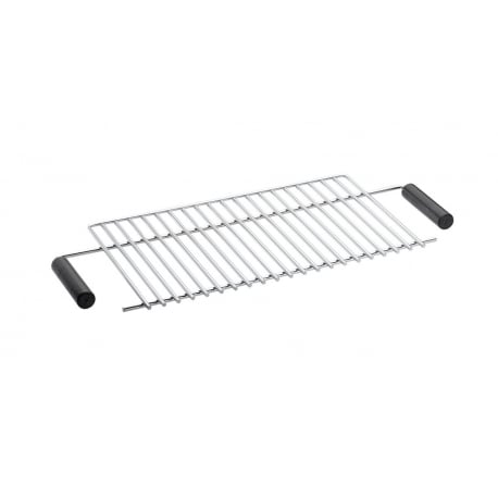 Parrilla rectangular para barbacoas Dancook de 42 cm
