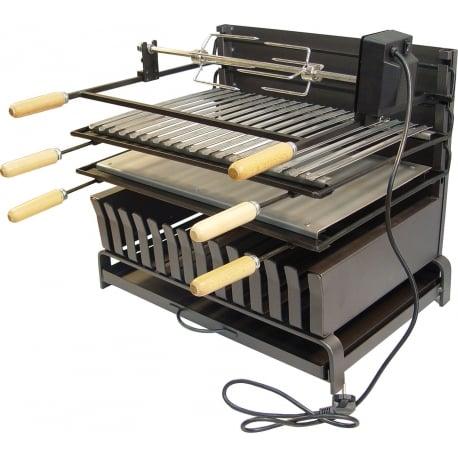 Barbacoa de carbón 71550 de Imex El Zorro