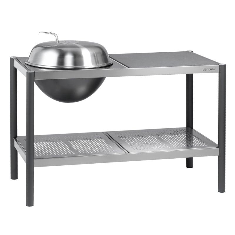 Barbacoa de carb n kitchen de dancook - Cocina de carbon ...