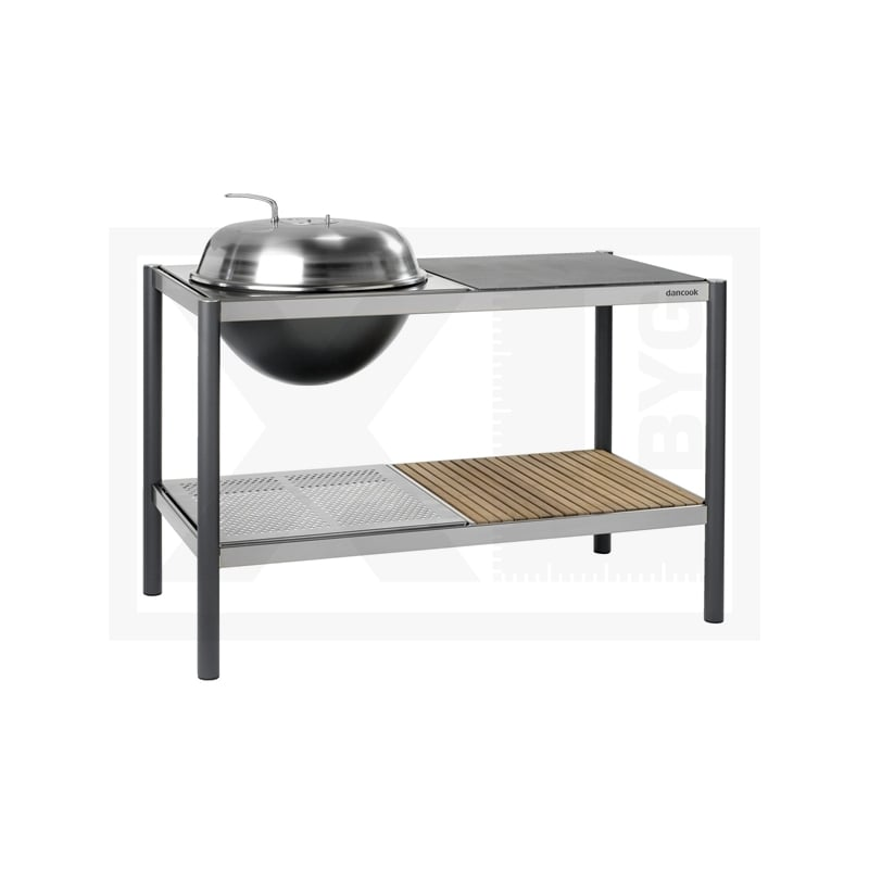 Mueble de exterior kitchen dancook for Muebles de cocina para exterior