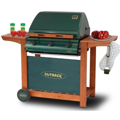 Barbacoa de Gas Hunter Outback
