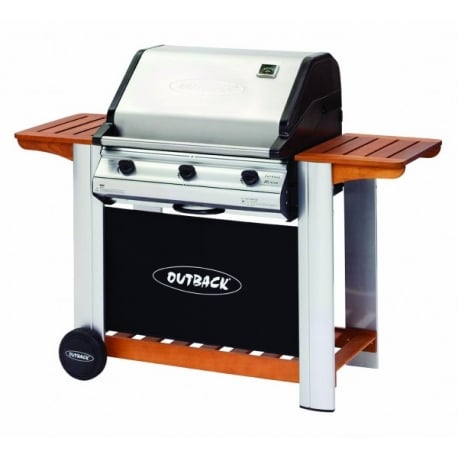 Barbacoa de Gas Hunter Inox Outback
