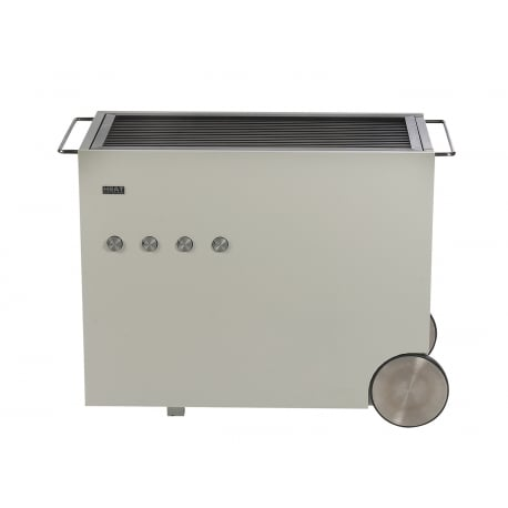 Barbacoa de Gas Heat 4 Inox Design House