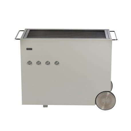 Barbacoa de Gas Heat 4 Inox Design House