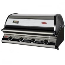 Barbacoa de Gas Discovery Plus Inox 4B Encastrable Beefeater