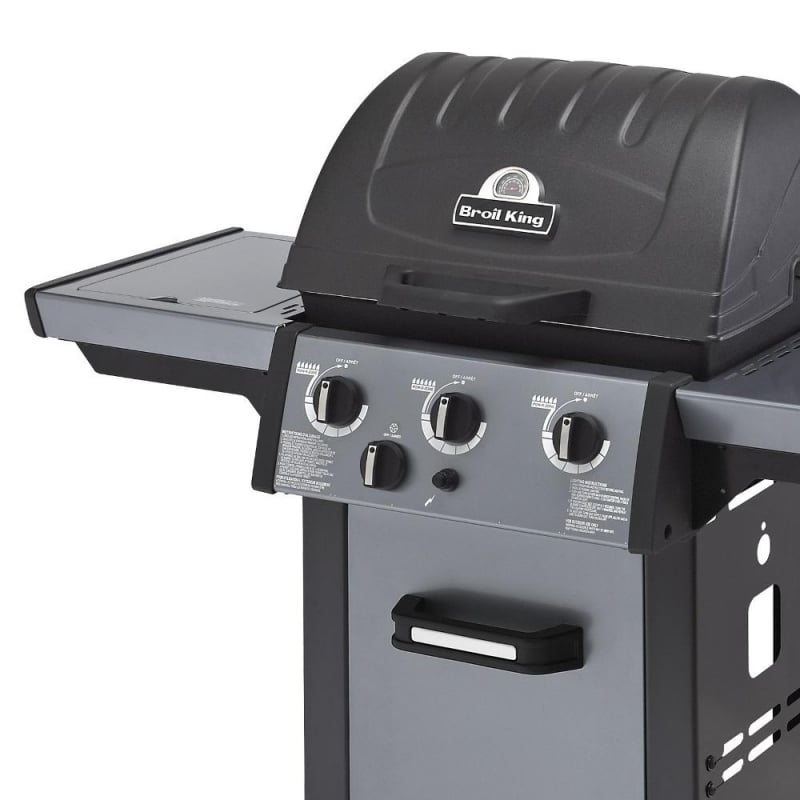 Barbacoa de gas royal 340 de broil king - Barbacoa de gas ...