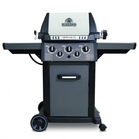 Barbacoa de gas Monarch 390 de Broil King