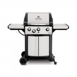 Barbacoa de gas Signet 340 de Broil King