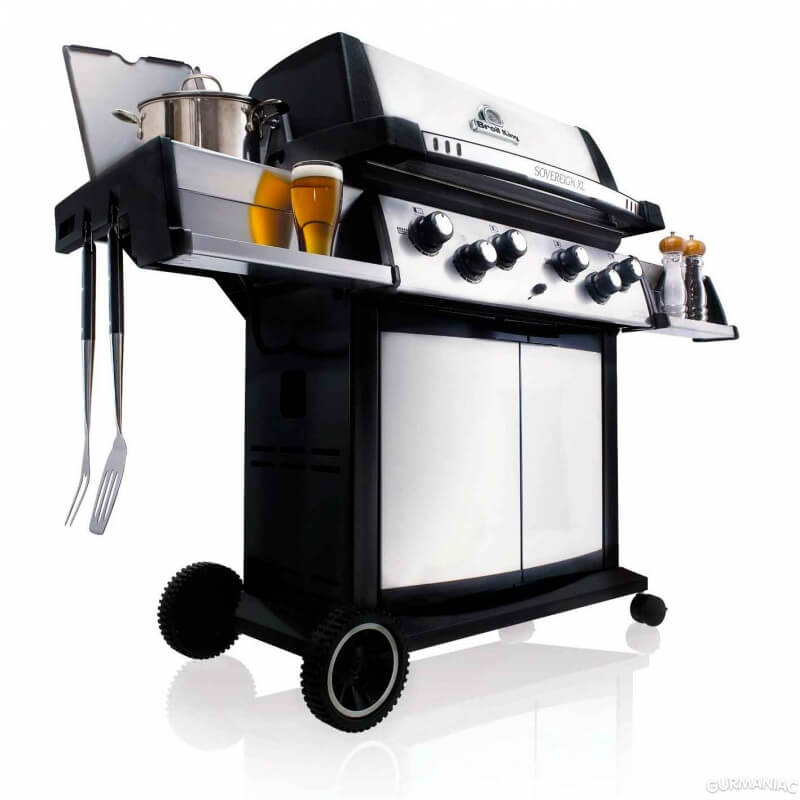 Barbacoa de gas sovereign xl 90 de broil king - Barbacoa de gas ...