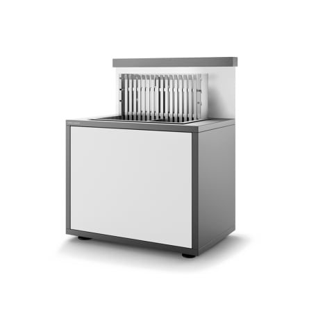 Bancada soporte para cajón grill 56