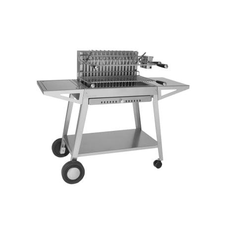 Carro de acero inoxidable para cajón grill 66