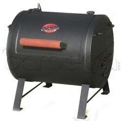 Barbacoa / Ahumador de carbón y leña Portatil