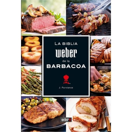 Libro La Biblia Weber de la Barbacoa
