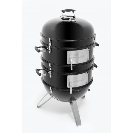 Ahumador de carbón Oskar L de Barbecook