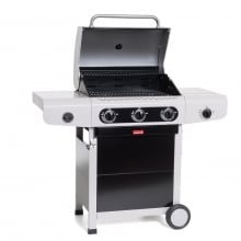 Barbacoa de gas Siesta 310 Black Edition de Barbecook