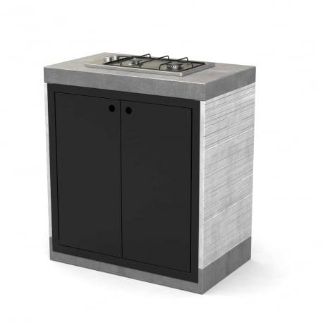 Módulo de obra con cocina T00175 Plan/Venit 78 de Tuozi