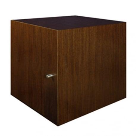 Mueble Vulcano realizado en tablero marino (madera con la que se hacen los barcos)
