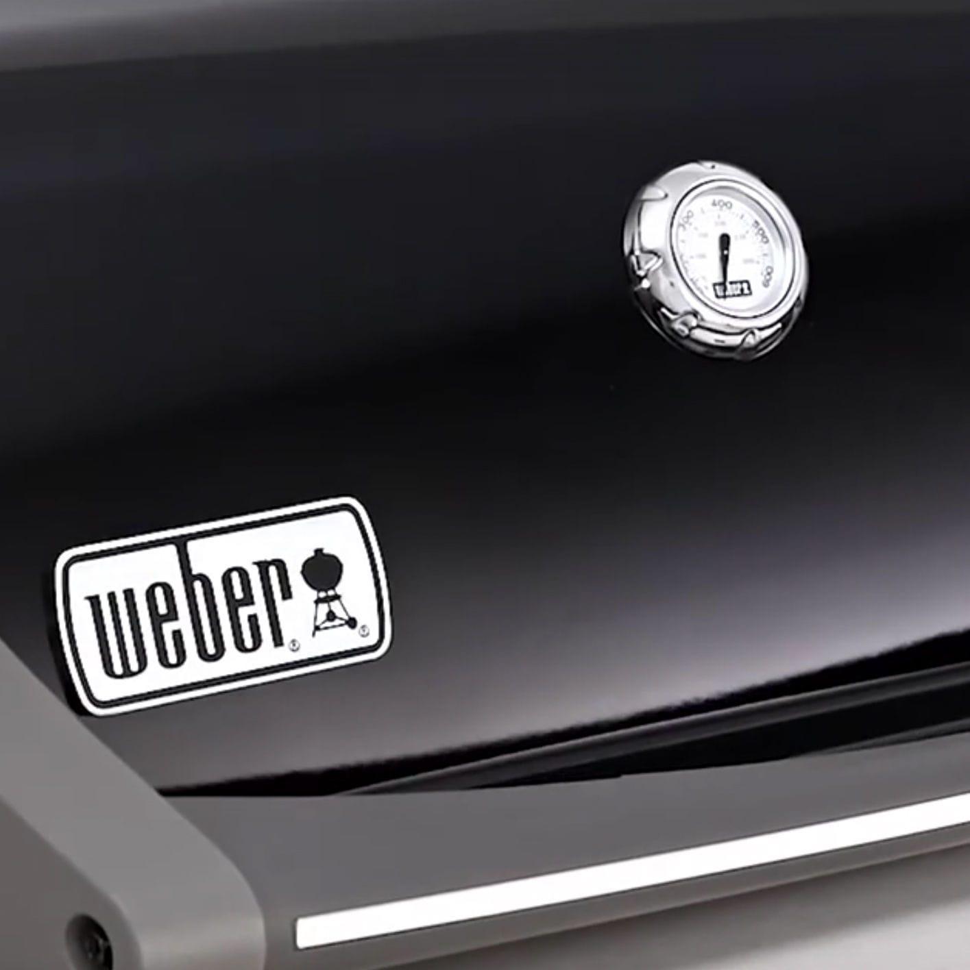 Tapa de la barbacoa de gas Spirit E-320 Classic Weber