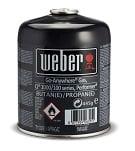 Bombona botella propano Weber