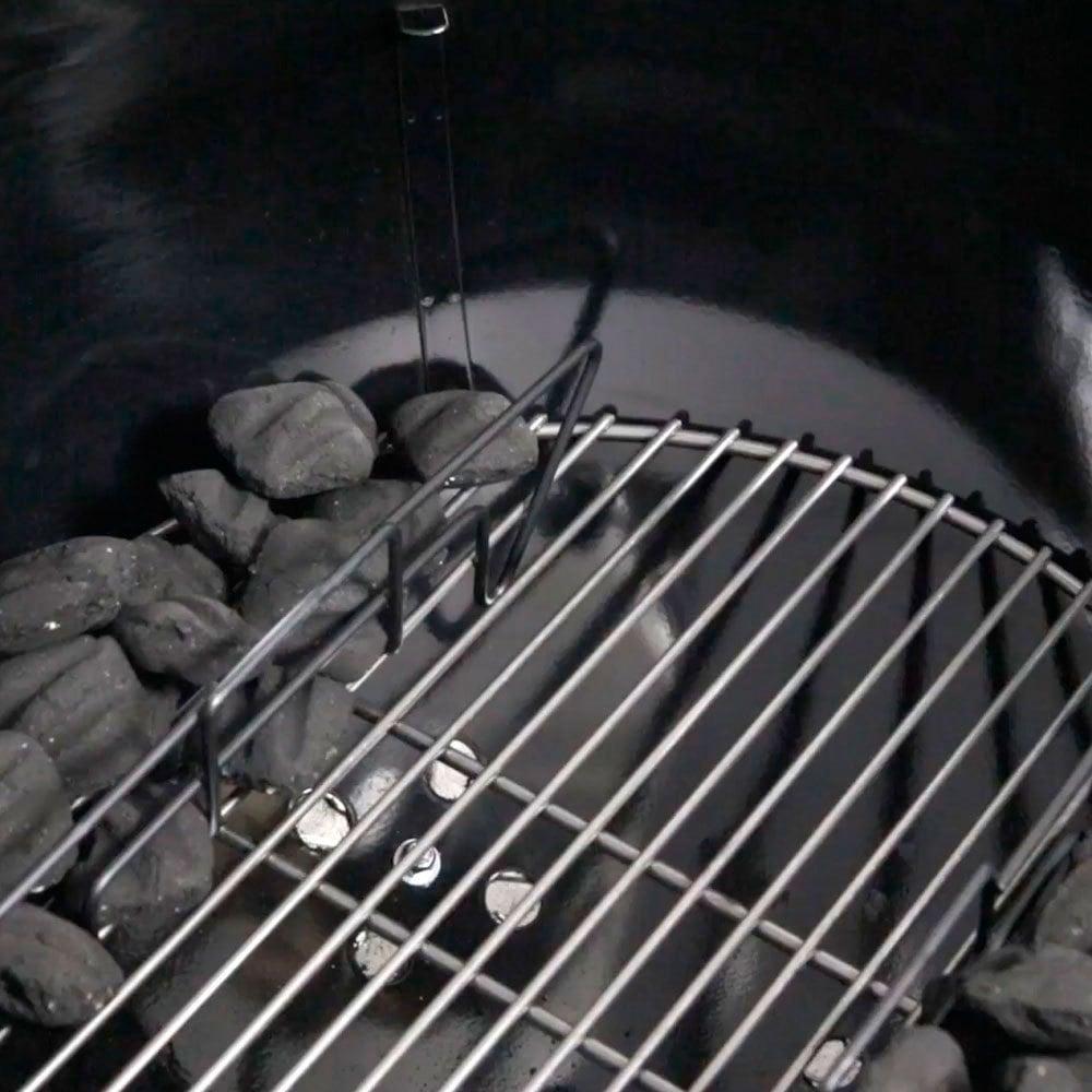 Zona Bandeja Carbón Barbacoa Weber