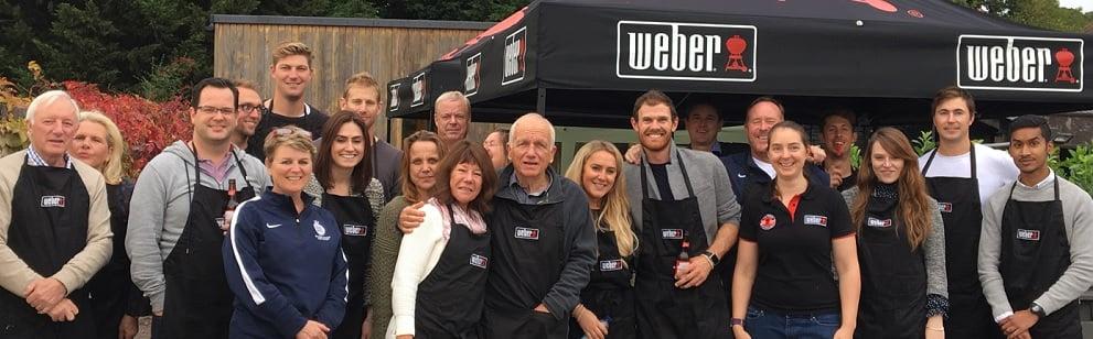 Comunidad barbacoas Weber