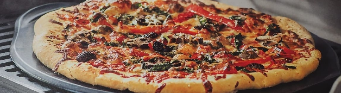 Piedra Pizza de Weber