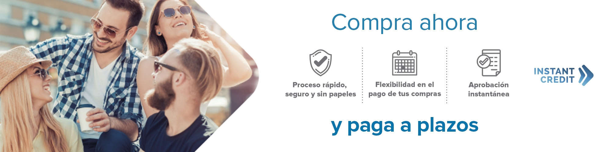 Instant Credit Pagos